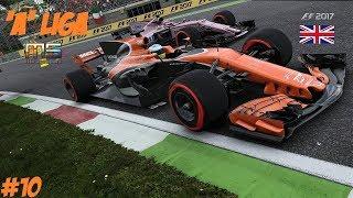 """F1 2017 """"A"""" LIGA // 10.FUTAM: ANGOL GP // MIRAGESPORT.TV KÖZVETITÉS"""