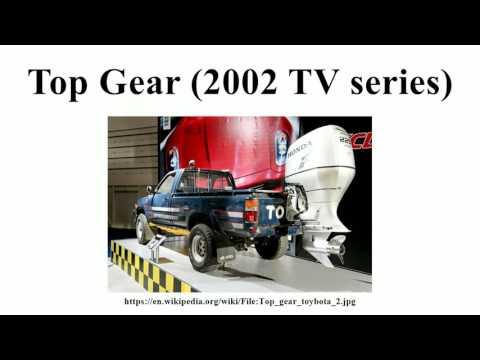 Top Gear (2002 TV series)