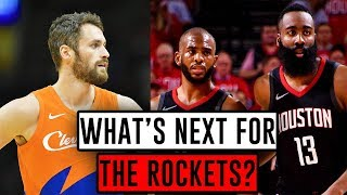 Download What's Next For The Houston Rockets? Mp3 and Videos