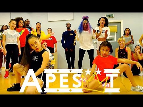 APES**T - THE CARTERS - Choreography by - @thebrooklynjai