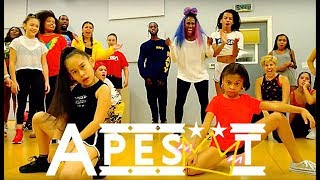 APEST  THE CARTERS  Choreography by  thebrooklynjai
