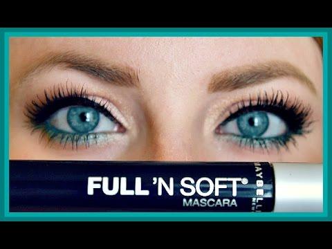 Full 'N Soft Washable Mascara by Maybelline #3