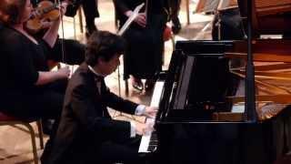 Yuanfan Yang - Tchaikovsky Piano Concerto no. 1 in B-flat minor, Op. 23