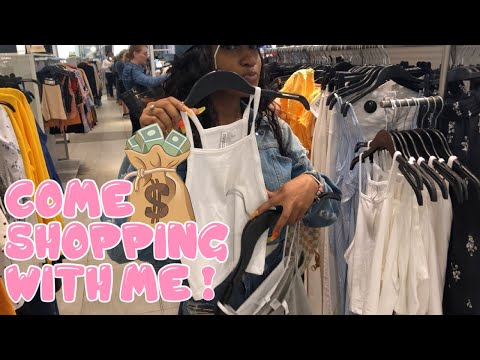 COME SHOPPING WITH ME!!!!