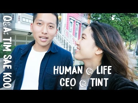 Simple, Mindful Human of Life; CEO of Tint | Tim Sae Koo