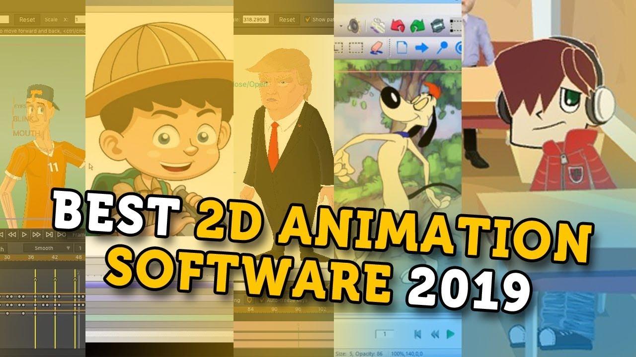 Best 2d Animation Software For Beginners Reddit