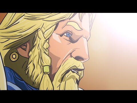 видео: dota 2 Гайд по герою - the omniknight   Омни   purist thunderwrath   Рыжий - support damager guide