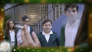 La Rosa de Guadalupe: ¡Luisa comienza a fumar a los 13!   La vida se respira