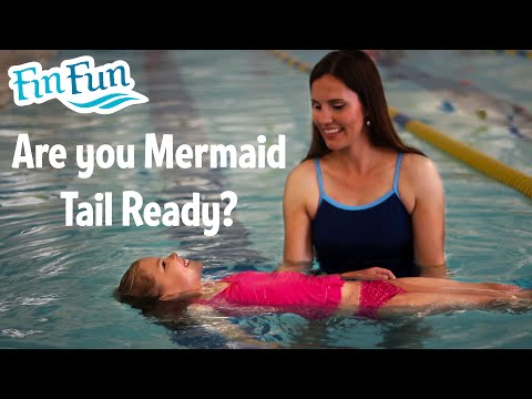 Mermaid Ready