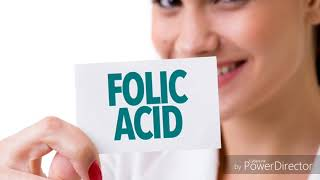 महिलाओ के लिए क्यो ज़रूरी है फॉलिक एसिड , folic acid in hindi