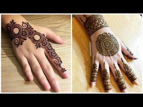 new eid mehndi design 2020
