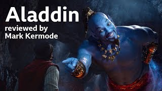 Aladdin reviewed by Mark Kermode