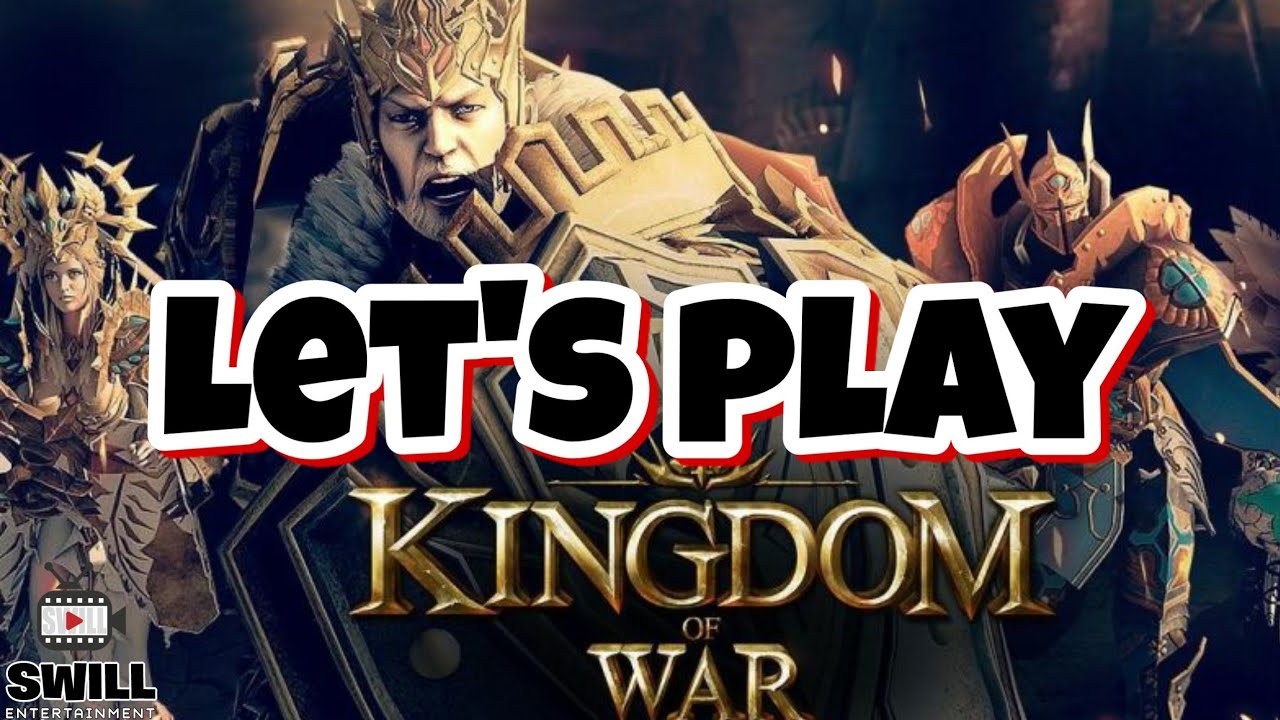 Throne Kingdom At War Part 1 Let S Play Android Ios Youtube