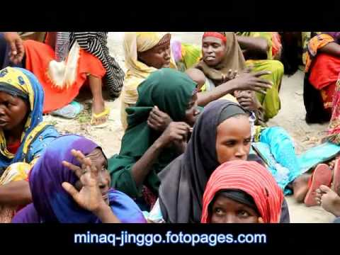 20110830 Humanitarian aids Somalia - The magic of LoliPop