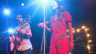UStheDuo Performing Missin' You Like Crazy @ The Troubadour LA [052114]