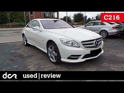 Buying a used Mercedes CL C216 - 2006-2014, Buying advice with Common Issues
