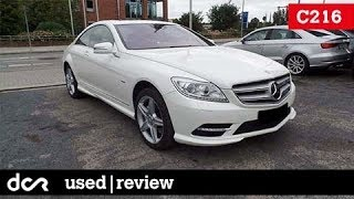 Download Buying a used Mercedes CL C216 - 2006-2014, Buying advice with Common Issues Mp3 and Videos