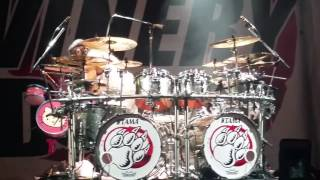 The Winery Dogs Drum Solo live in Nashville