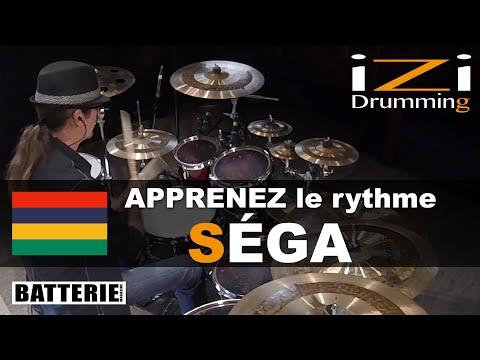Apprendre à jouer le SÉGA ◊ ETHNO RYTHME 20 ◊ iZi Drumming ◊ BATTERIE MAG 163