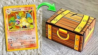 *YOU GET VINTAGE BASE SET CARDS?!* New Pokemon Cards Mystery Box Opening!