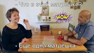 RUSSIAN SOUVENIR 5 - Masculine vs Feminine in Prepositional Case / РУССКИЙ СУВЕНИР 5   Russian 1
