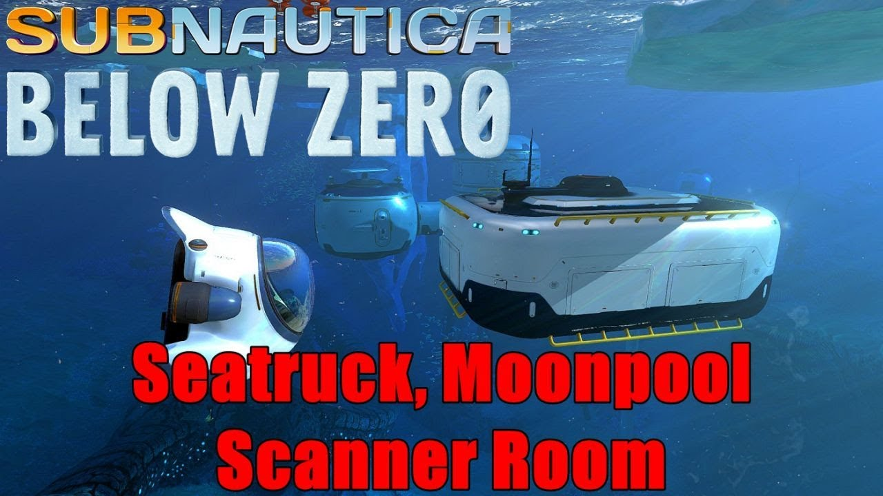 Subnautica Scanner Room Fragments – Limit my search to r/subnautica.