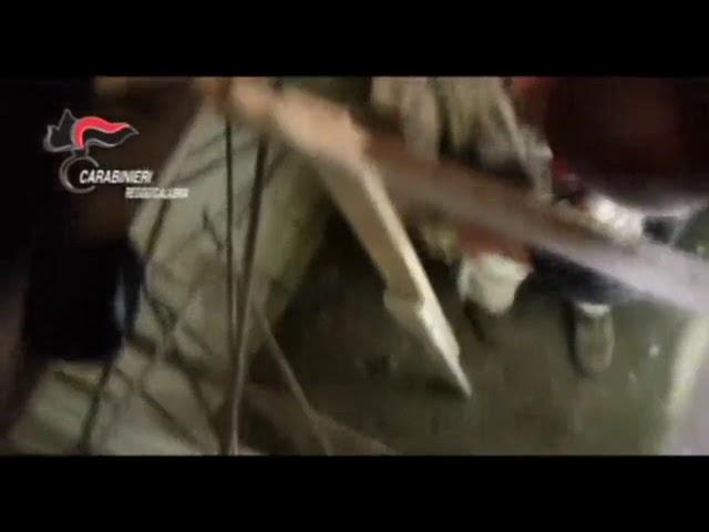 Reggio Calabria-'Operazione Gattopardo'
