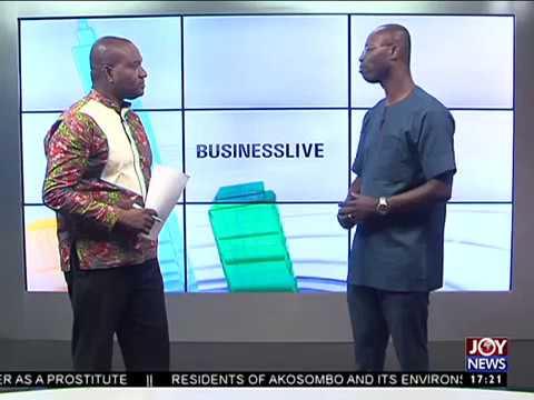 Informal Pension in Ghana - Business Live on JoyNews (25-5-17)