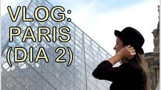Vlog: PARIS (DIA 2): Primark, Louvre, Jardim Luxemburgo, Sacrecoeur e Hotel