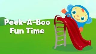 Magic Fun | Hide and Seek for Babies | Peek-A-Boo, I See You | BabyFirst TV