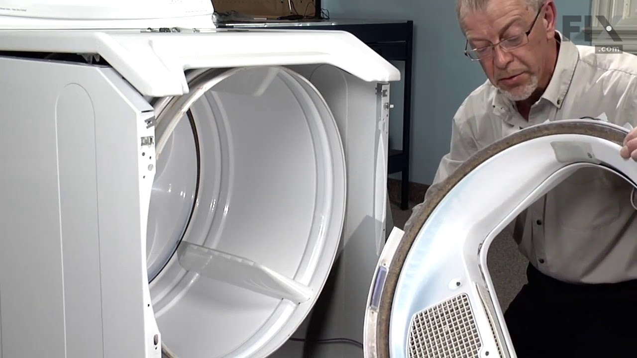 Maytag Dryer Repair How To Replace The Multi Rib Belt