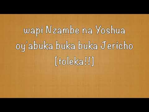 elombe/pasola lola/jericho by Dena Mwana