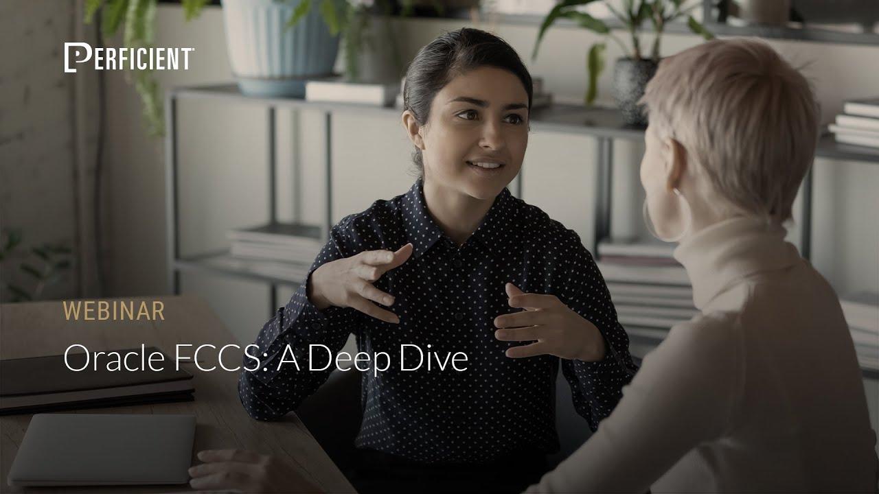 Oracle Fccs A Deep Dive Youtube