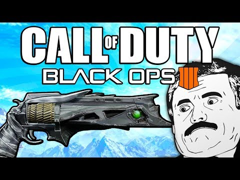 EXOTIC WEAPONS! (Black Ops 4)