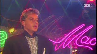 Den Harrow - Don't Break My Heart (ARD. Die Spielbude. 13.05.1987)