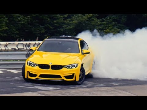 DRIFT ON BMW M4 BY MUSIC 'Burak Yeter Feat. Danelle Sandoval - Tuesday'.