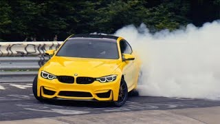 DRIFT ON BMW M4 BY MUSIC Burak Yeter Feat. Danelle Sandoval - Tuesday.