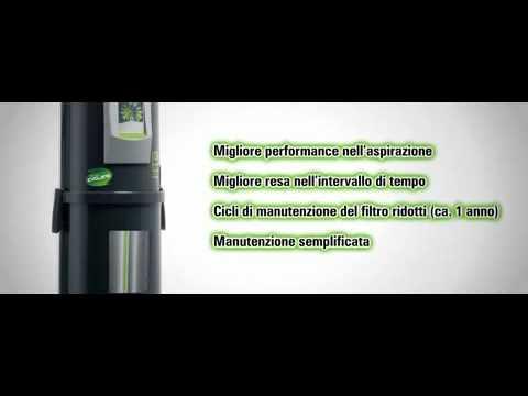 Enke central vacuum cleaner  aspirapolvere centralizzato