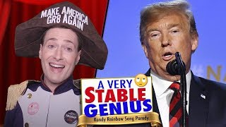 Baixar A VERY STABLE GENIUS - Randy Rainbow Song Parody