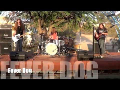 Fever Dog Live at 420 Desert Jams