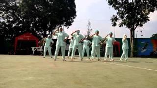 Dance Cuci Tangan Akper Dustira 3A 2015