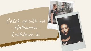 CATCH UP WITH ME - HALLOWEEN - LOCKDOWN 2 | RADIO INTERVIEW - Tanya Louise