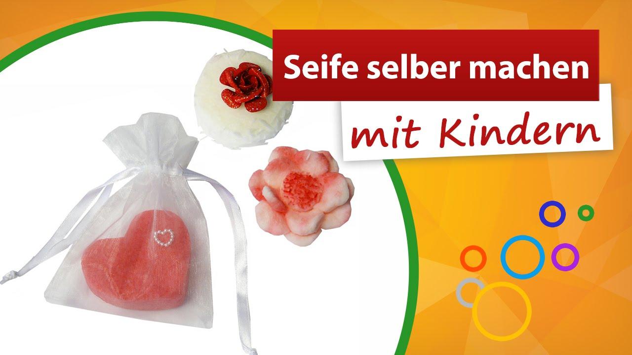 Seife Selber Machen Mit Kindern : seife selber machen muttertagsgeschenk trendmarkt24 ~ Watch28wear.com Haus und Dekorationen