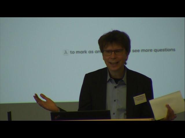 #ZLabSH, Auftakt 2.5.2019 Kiel, 3, Dr. Bruno Kaltenborn - Demographie und die Sozialsysteme