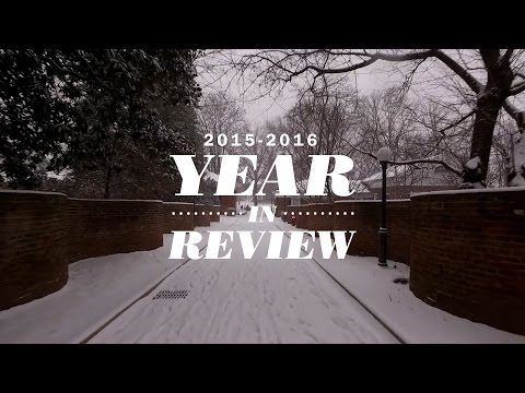 UVA's 2015-2016 Year-in-Review