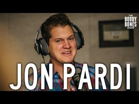 Jon Pardi Brings His Dad To A Radio Interview