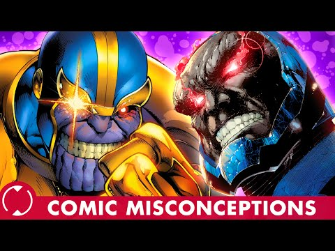 Comic Book RIP-OFFS Are NOT a Big Deal! || Comic Misconceptions || NerdSync