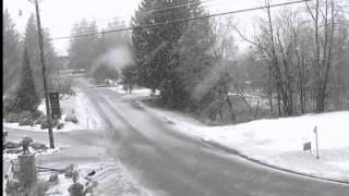 Snow In Seven Devils NC 2013