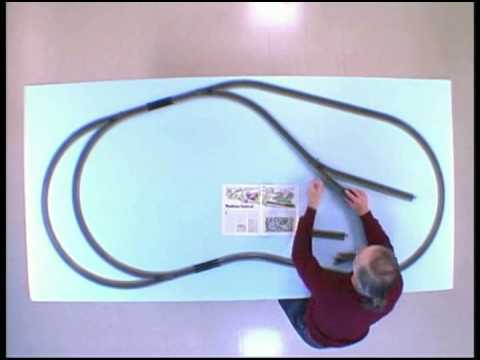 Build a model train layout: Model railroad track how to WGH