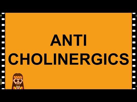 Anticholinergic Drugs/ Antimuscarinic Drugs/ Cholinergic Blocker Pharmacology  MADE EASY!